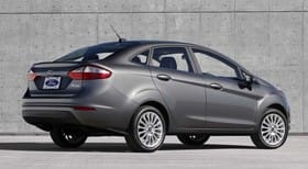 Ford Fiesta Sedan - image 2 - Narscars