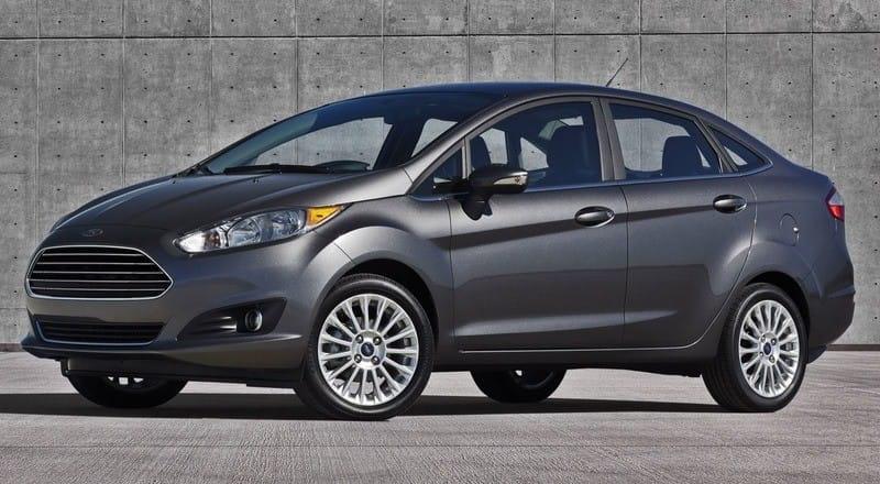 Прокат Ford Fiesta Sedan фото 3