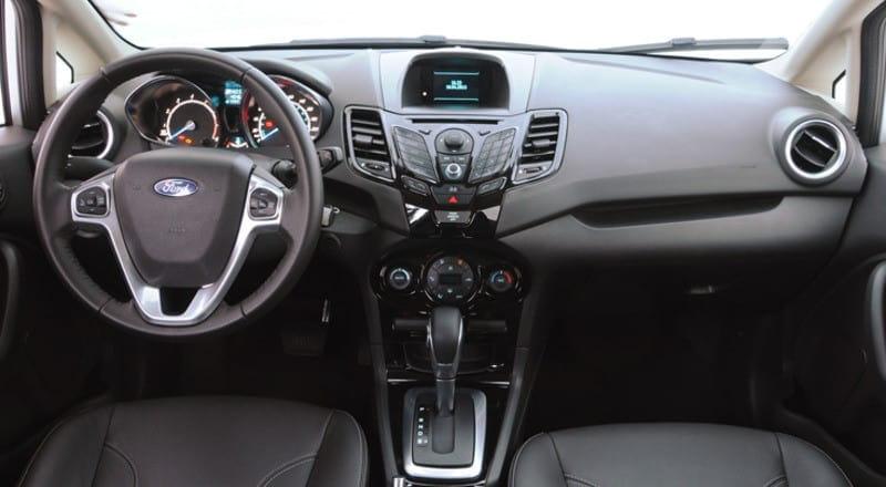 Прокат Ford Fiesta Sedan фото 1