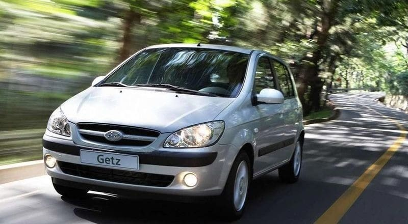Rent Hyundai Getz photo 1