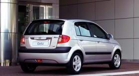 Hyundai Getz - image 2 - Narscars