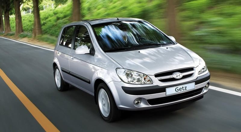 Rent Hyundai Getz photo 3