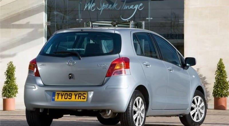 Прокат Toyota Yaris фото 1