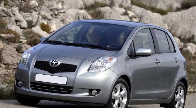 Прокат Toyota Yaris фото 3