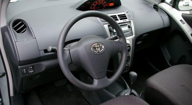 Прокат Toyota Yaris фото 4