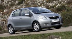 Toyota Yaris - image 3 - Narscars