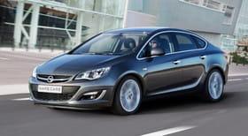 Opel Astra - image 1 - Narscars