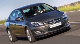 Opel Astra - image 3 - Narscars