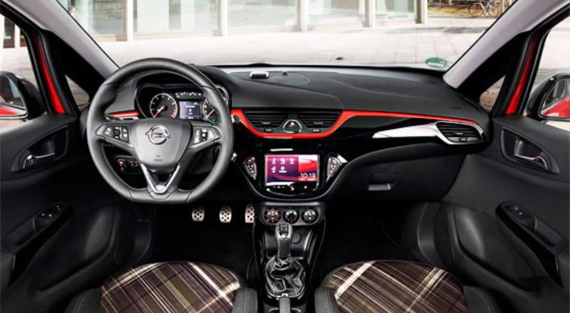 Прокат Opel Corsa фото 1