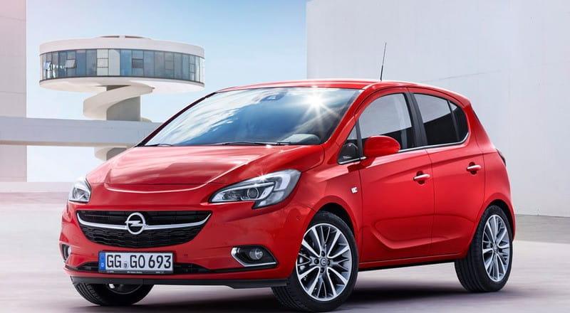 Прокат Opel Corsa фото 2