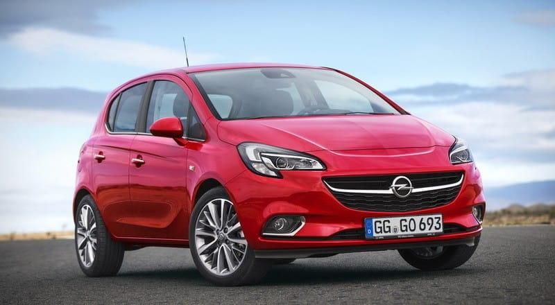 Прокат Opel Corsa фото 3