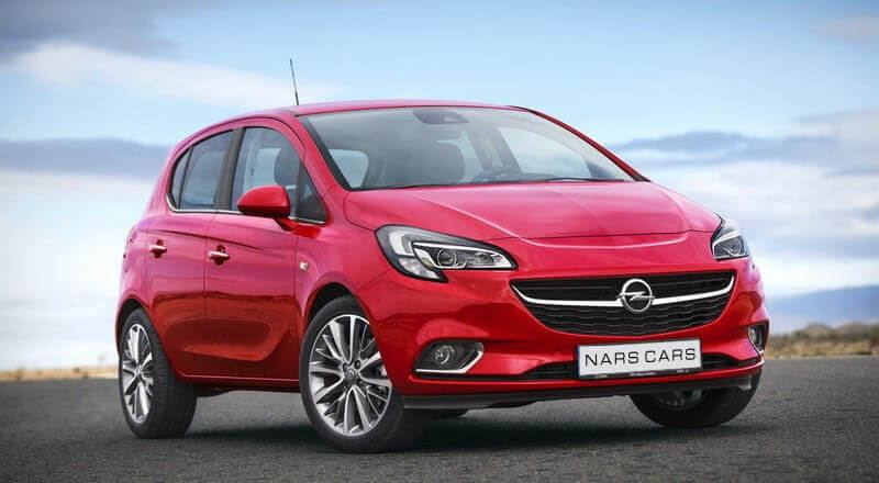 Rent Opel Corsa photo 1