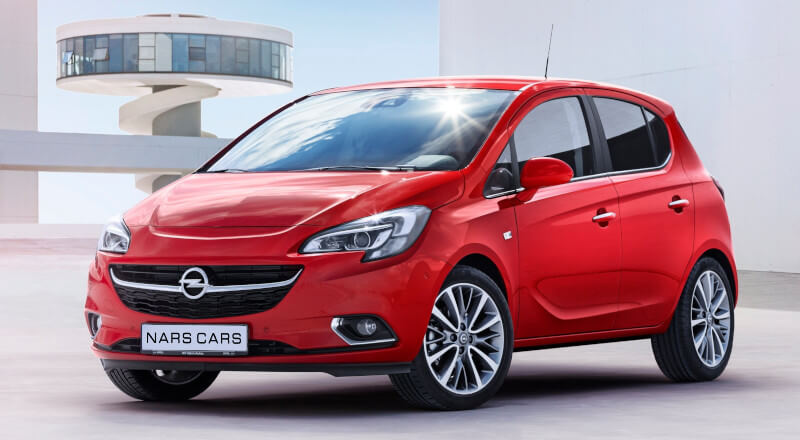 Rent Opel Corsa photo 3
