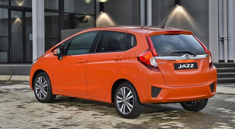 Rent Honda Jazz photo 2