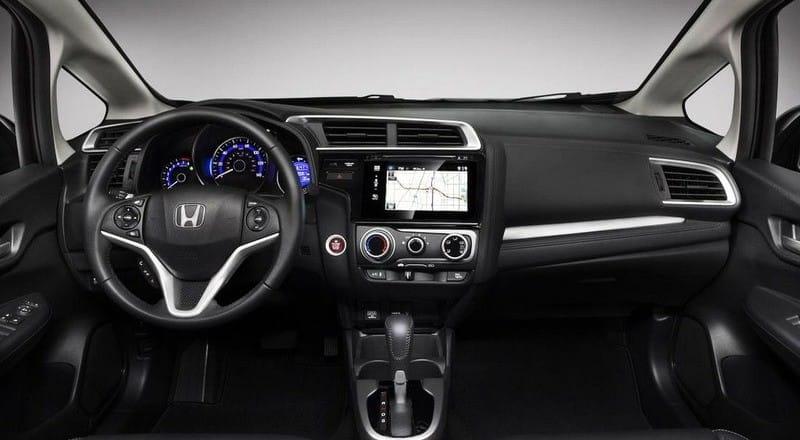 Прокат Honda Jazz фото 4
