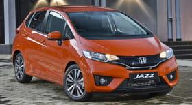 Honda Jazz - изображение 1 - Narscars