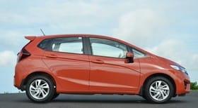 Honda Jazz - изображение 4 - Narscars