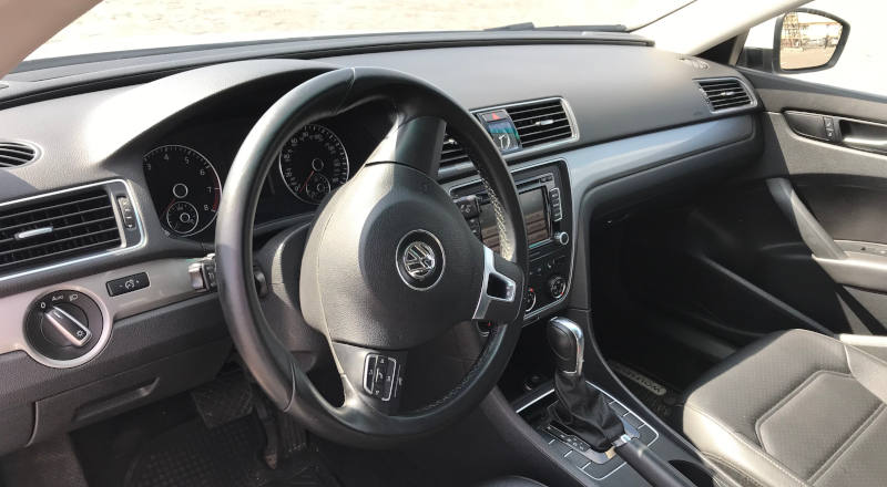 Rent VW Passat B7 photo 4