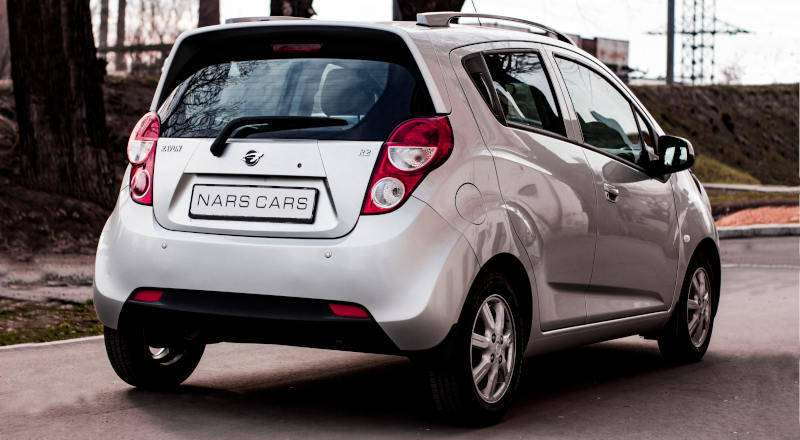Rent Chevrolet Spark photo 2
