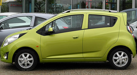 Chevrolet Spark - изображение 3 - Narscars