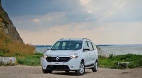 Renault Lodgy - image 1 - Narscars