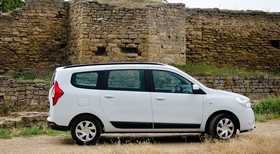 Renault Lodgy - image 2 - Narscars