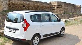 Renault Lodgy - image 3 - Narscars