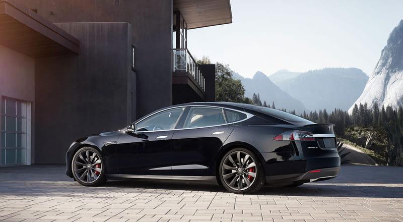Прокат Tesla model S фото 3