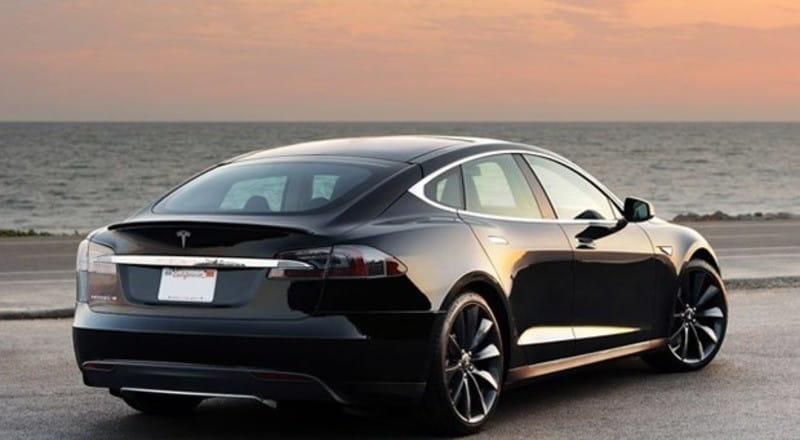 Прокат Tesla model S фото 2
