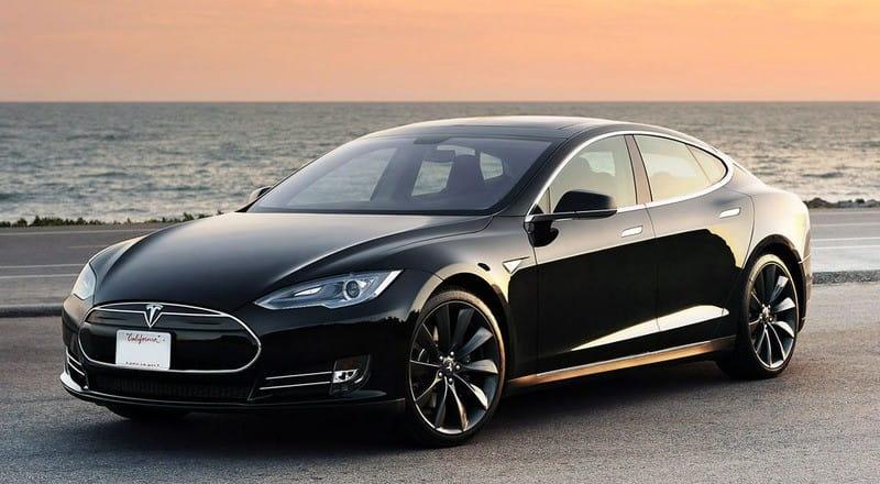 Прокат Tesla model S фото 1
