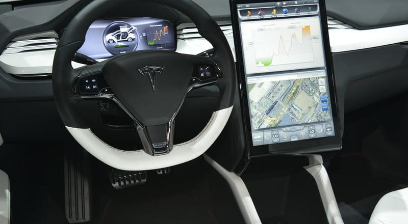 Прокат Tesla model S фото 4