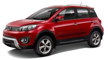 Great Wall Haval M4 - Narscars