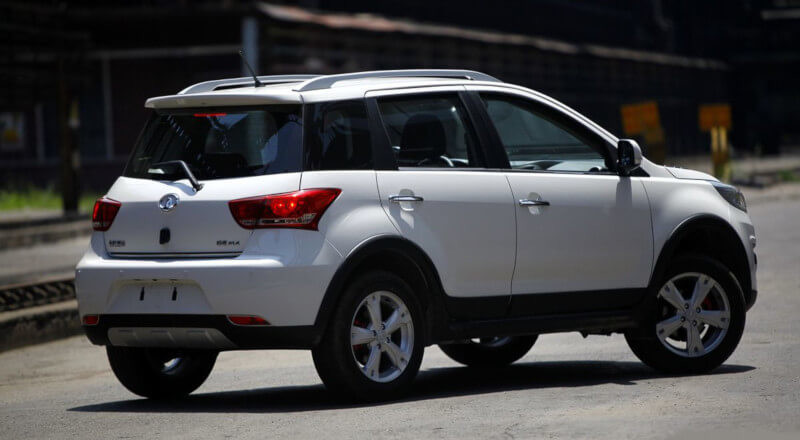 Rent Great Wall Haval M4 photo 2