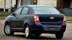Chevrolet Cobalt - изображение 1 - Narscars