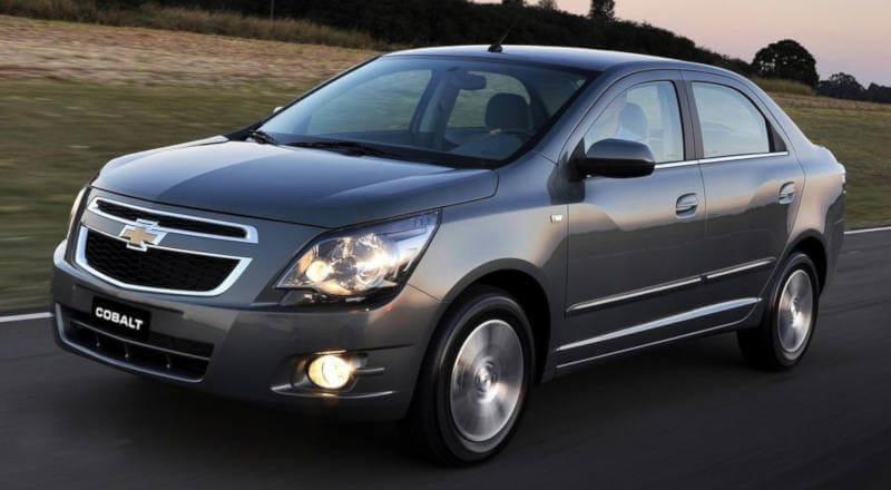 Прокат Chevrolet Cobalt фото 3