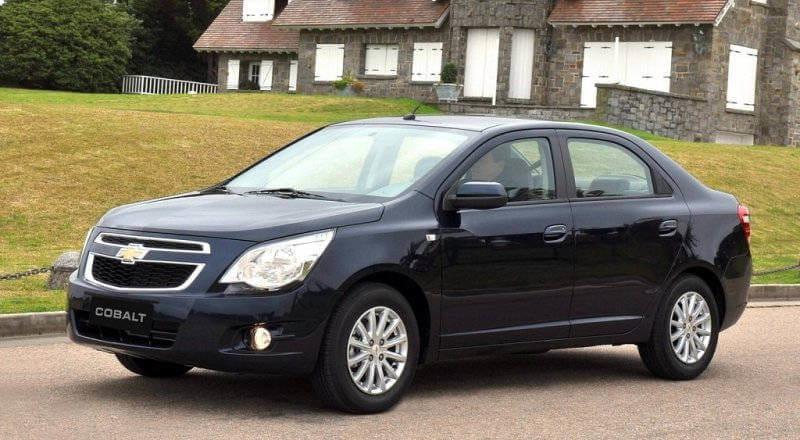 Прокат Chevrolet Cobalt фото 1