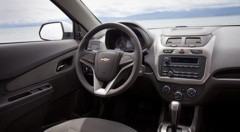 Прокат Chevrolet Cobalt фото 4