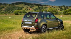Renault Duster - изображение 2 - Narscars
