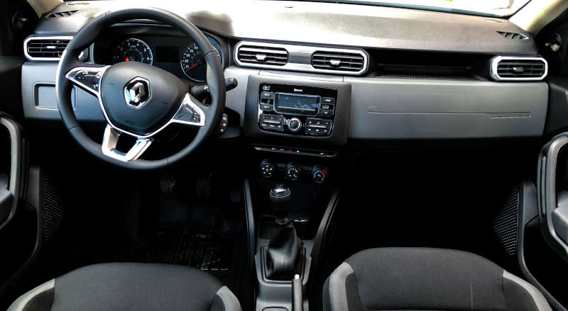 Rent Renault Duster photo 4