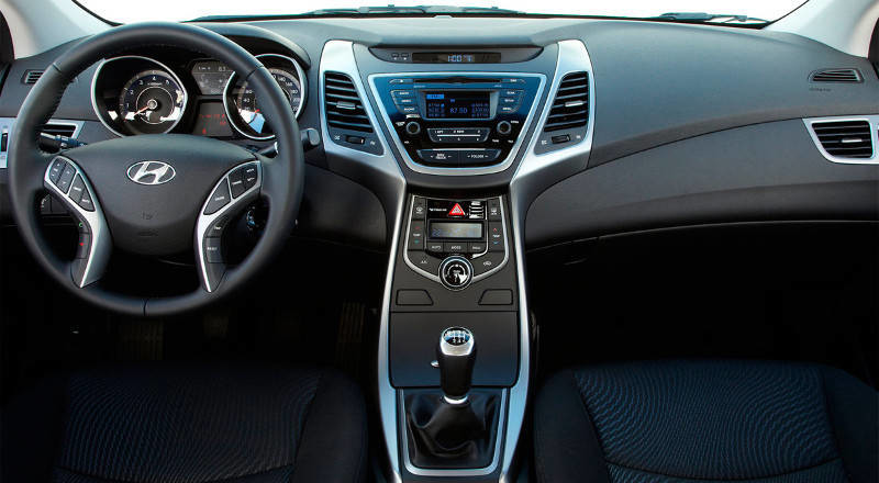 Rent Hyundai Elantra MD photo 3