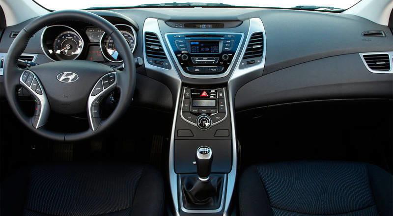 Прокат Hyundai Elantra MD фото 3