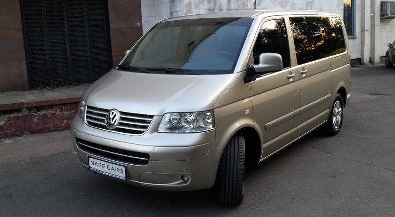 Rent Volkswagen T5 photo 3