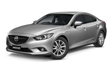 Mazda 6- Narscars