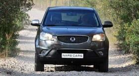 SsangYong Korando - изображение 3 - Narscars