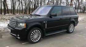 Range Rover Diesel - изображение 1 - Narscars