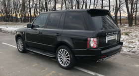 Range Rover Diesel - изображение 2 - Narscars