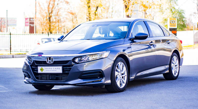 Прокат Honda Accord X 2019 фото 1