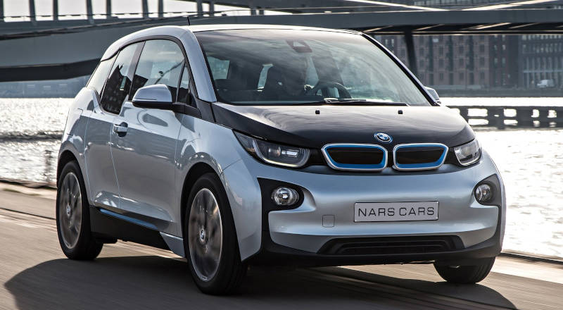 Rent BMW i3 photo 1