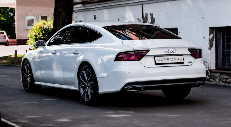Прокат Audi A7 фото 2