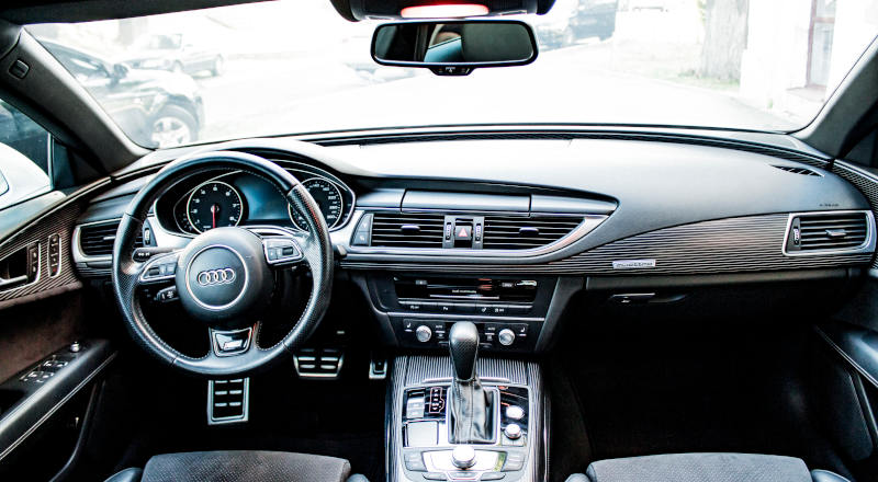 Прокат Audi A7 фото 4